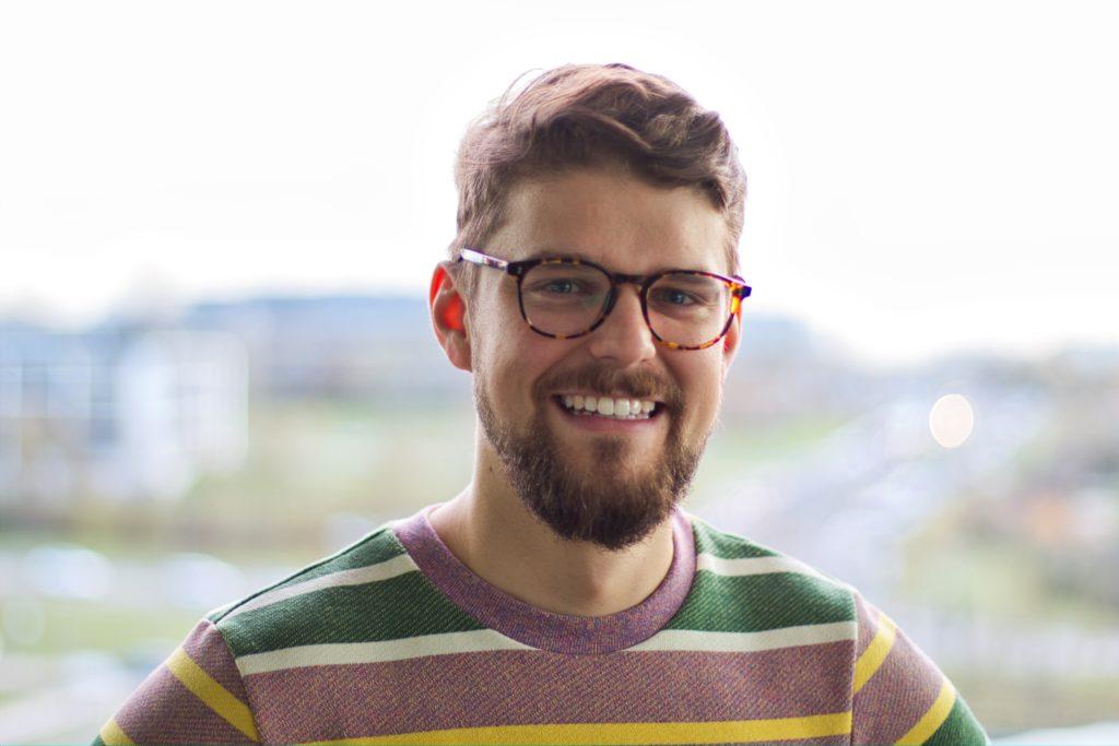 freier Redakteur Julian Bethke