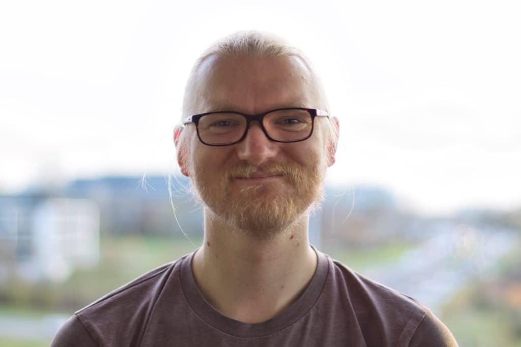 Projektentwickler Matthias Coordes